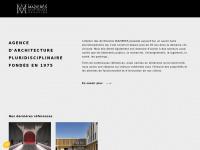 Atelier-architectes-mazieres.fr