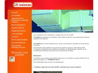 Cs-isolation.fr