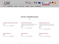 Bienvenue sur le site du Lycée La Mennais de Guérande