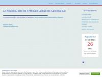 Amicalelaiquecasteljaloux.fr