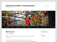 antoinelemaire.fr