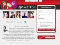 Aphroditechat : tchatche , tchat webcam sans inscription