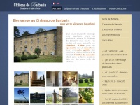 Chateau-de-barbarin.fr
