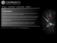 Cadranor.ch