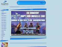 le site officiel de la SCOPARE association culturelle et musicale de Rupt sur Moselle - Vosges