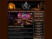 restaurant-groupe-a-paris.com