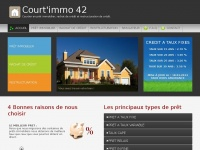 Courtimmo42.fr
