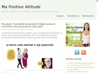 mapositiveattitude.com
