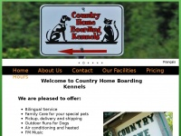 Countryhomeboardingkennels.ca