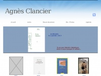 agnes-clancier.com