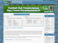 Fctroisfontaines.fr