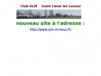 club.ulm.st.lieux.free.fr