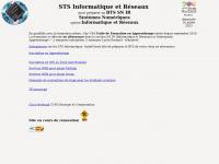 BTS SN Informatique Réseaux Rostand Roubaix Académie Lille. Sujets DS, TP.Apprentissage alternance