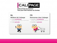 Calipage.be