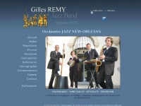 gillesremyjazzband.com