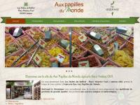 Auxpapillesdumonde.fr