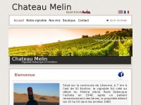 Chateaumelin.fr