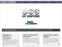 Création sites Internet à Liège et en Wallonie (www.icisolutions.net)