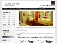camus-opticien.fr
