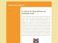Casino-kanoon.fr