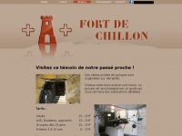 Fort de Chillon - Bunker Chillon