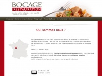 bocagerestauration.fr