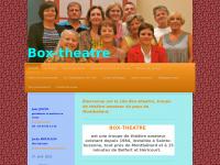 box-theatre.fr