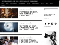 Journaleuse - Le blog de Margaux Duquesne