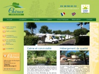 Camping-les-chenes.fr