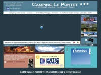 Campinglepontet.fr