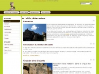 canyon-escalade-speleo.fr