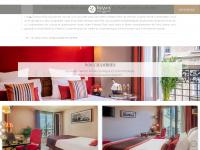 hoteltrianonrivegauche.com