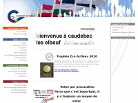 Caudebecleselbeuf.fr