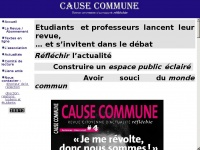 Causeco.fr