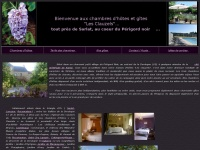 Chambres.lesclauzels.free.fr