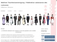 Costumes-valais.ch