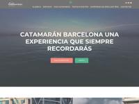 catamaranbarcelona.com