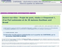 chaponval.fr