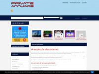 private-annuaire.com