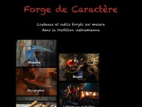 forgedecaractere.fr