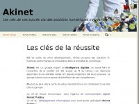 akinet.fr