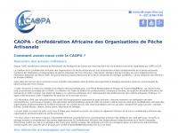 Caopa-africa.org