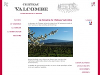 Chateau-valcombe.fr