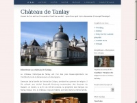 chateaudetanlay.fr