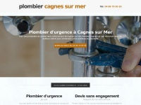 Cagnessurmer-plombier.fr