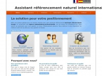 assistant-referencement.eu