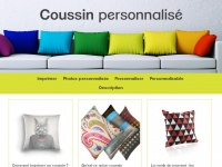 Coussin-personnalise.fr
