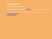 Carefront.ch