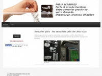 paris-serrures.net