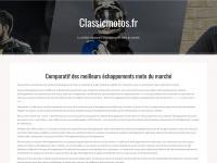 Classicmotos.fr - Pièces pour motos anglaises anciennes, BSA, Norton Commando et Triumph Bonneville